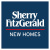 Sherry FitzGerald, New Homes logo