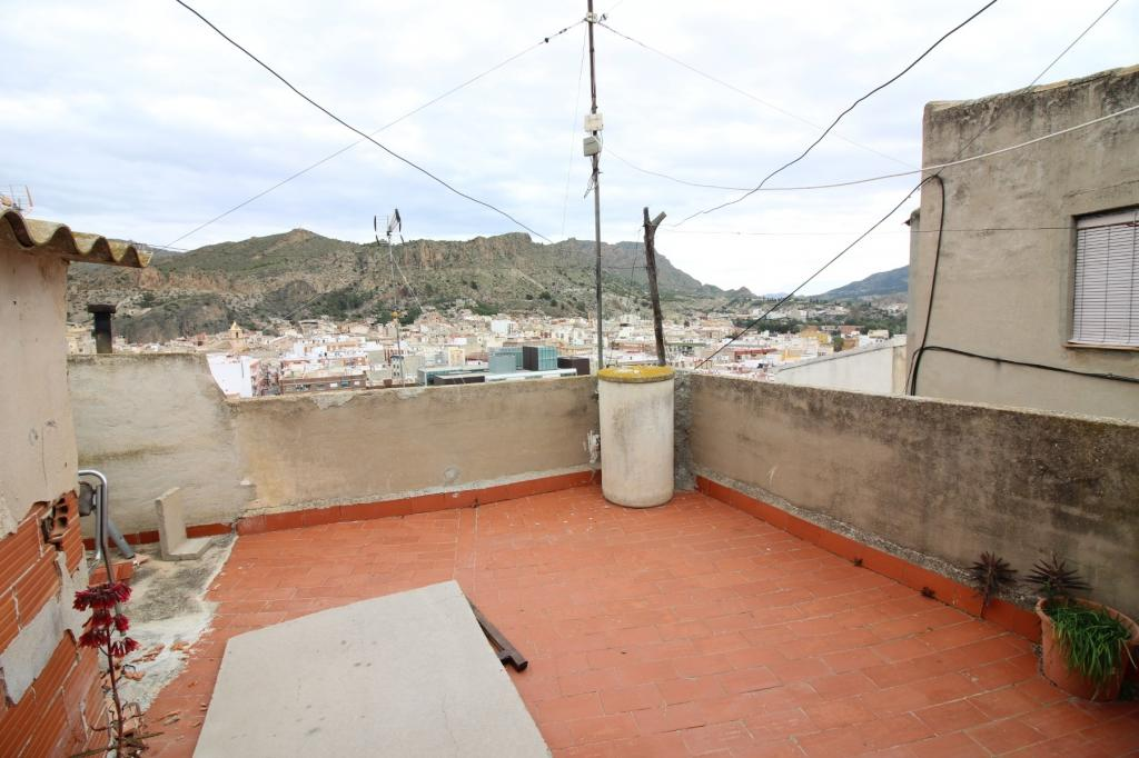 3 Bedroom Town House For Sale In Blanca Murcia Spain