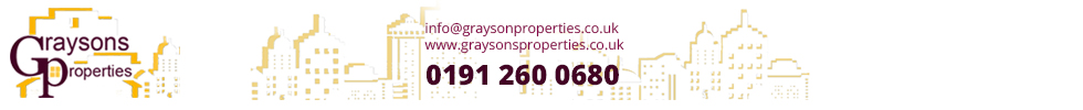 Get brand editions for Graysons Properties, Newcastle Upon Tyne