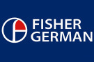 Fisher German , Newark logo