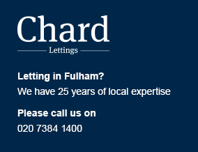 Get brand editions for Chard, Fulham Lettings
