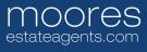 Moores Estate Agents, Uppingham logo