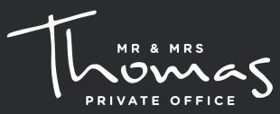 Mr & Mrs Thomas Private Office, Francebranch details