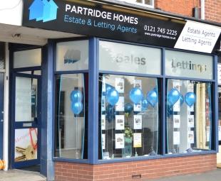 Partridge Homes, Shirleybranch details