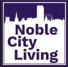 Noble City Living, The Printworks branch logo