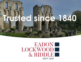 Get brand editions for Eadon Lockwood & Riddle, Wickersley