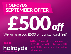 Get brand editions for Holroyds , Keighley