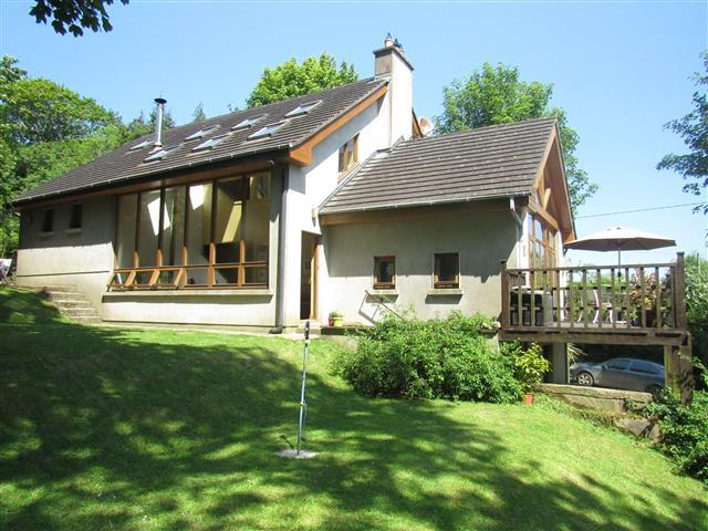 5 bed Detached house in Tinahely, Wicklow