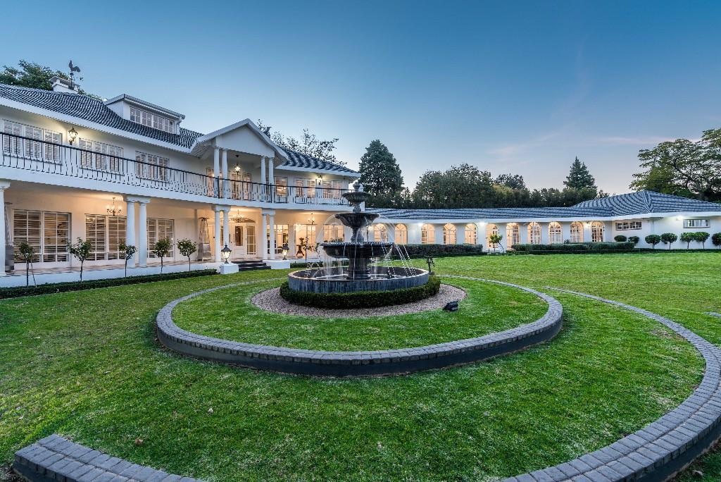 7 bedroom home for sale in Sandton, Gauteng