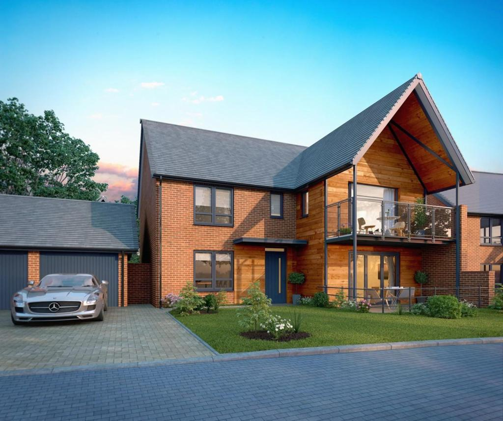 4 Bedroom Detached House For Sale 44266911: 4 Bedroom Detached House For Sale In Bedhampton Hill