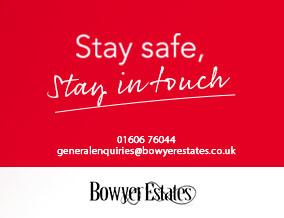 Get brand editions for Bowyer Estates Ltd, Northwich