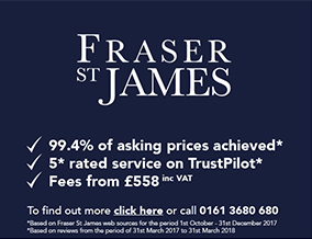 Get brand editions for Fraser St. James, Tameside