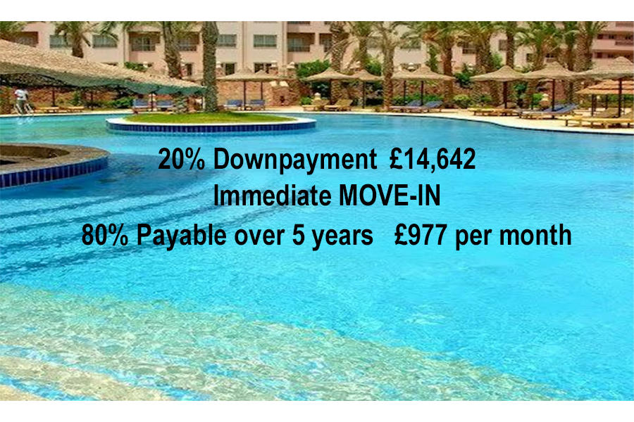 3 bedroom Apartment for sale in Red Sea, Sahl Hasheesh