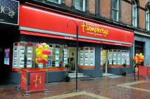 Nicholas Humphreys, Derby - Salesbranch details