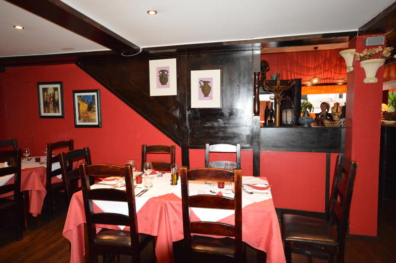 Amore Italian Restaurant Aberdeen