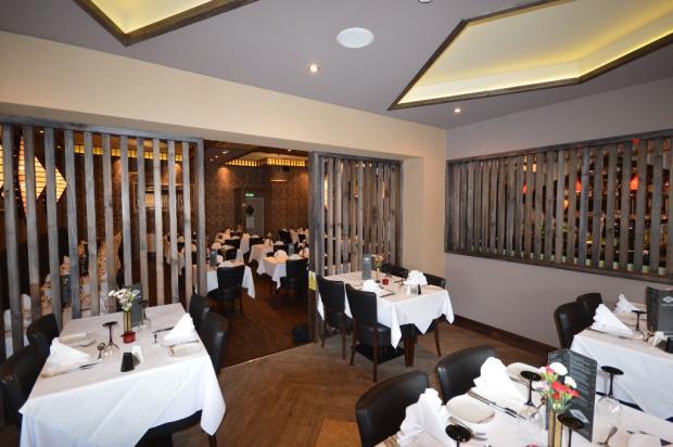 Indian Restaurant Bonnyrigg