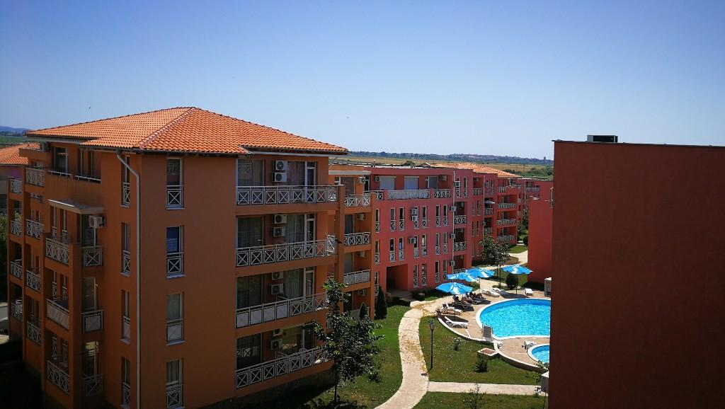 1 bed new Apartment in Sunny Beach, Burgas
