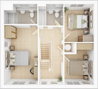 Taylor-Wimpey-Stanton-5-bed-3D-FF-Floorplan