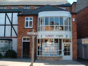 Albery Tyson, Market Harboroughbranch details