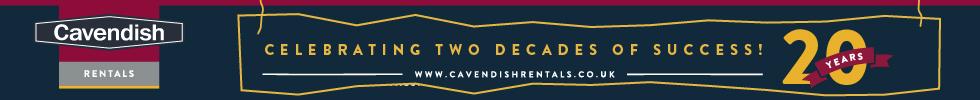 Get brand editions for Cavendish Rentals Ltd, Denbigh - Lettings