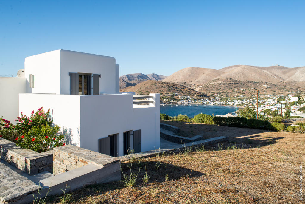 4 bed new development in Cyclades islands, Syros