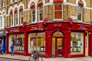 Kinleigh Folkard & Hayward - Sales, Fulhambranch details