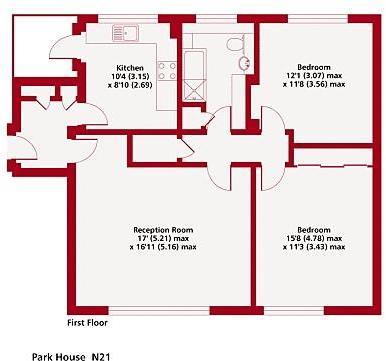 Park House - First Floor