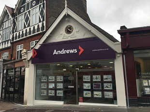 Andrews Estate Agents, Southfieldsbranch details
