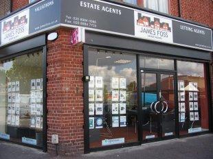 James Foss Estate Agents, Dagenhambranch details