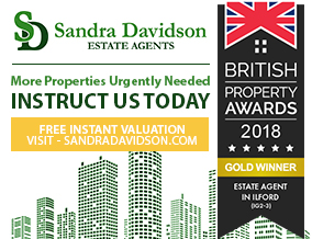 Get brand editions for Sandra Davidson Estate Agents, Redbridge