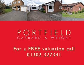 Get brand editions for Portfield, Garrard & Wright, Doncaster