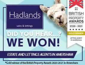 Get brand editions for Hadlands, Amersham