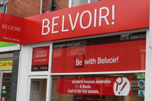 Belvoir, Leicester Centralbranch details