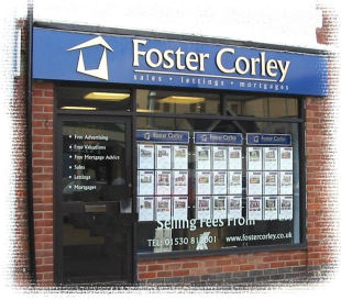 Foster Corley, Coalville Lettingsbranch details