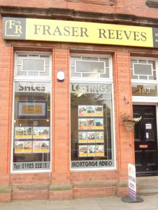 Fraser Reeves Estate Agents, Newton-le-Willowsbranch details