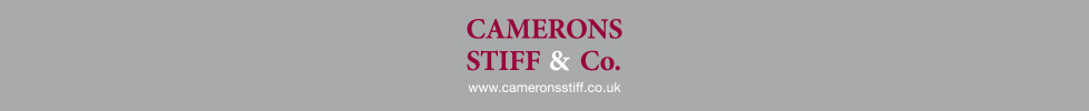 Get brand editions for Camerons Stiff & Co, Willesden Green, London, Sales