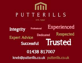 Get brand editions for Putterills, Knebworth