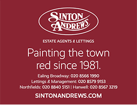 Get brand editions for Sinton Andrews, Ealing