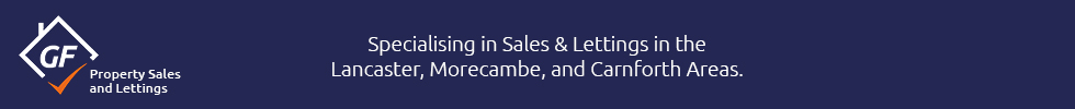 Get brand editions for GF Property Sales & Lettings, Morecambe