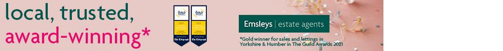 Get brand editions for Emsleys Estate Agents, Garforth