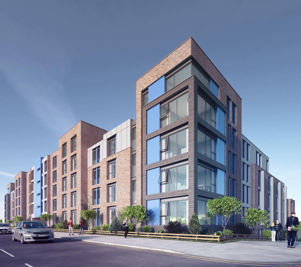Studio Flat To Rent In Queensland Street, Liverpool