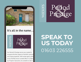 Get brand editions for Period & Prestige, Norwich