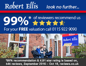 Get brand editions for Robert Ellis Lettings & Management, Beeston