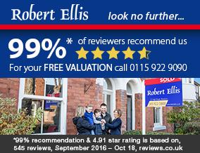Get brand editions for Robert Ellis Lettings & Management, Beeston
