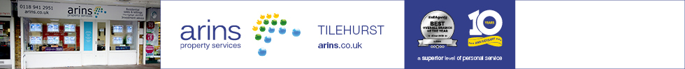 Get brand editions for Arins, Tilehurst
