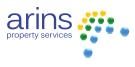 Arins, Tilehurst logo