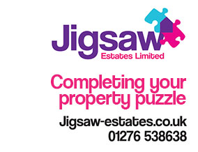 Get brand editions for Jigsaw Estates, Camberley