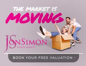 Get brand editions for JonSimon Estate Agents, Ramsbottom