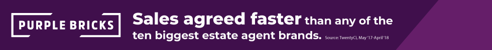 Get brand editions for Purplebricks, covering the North West
