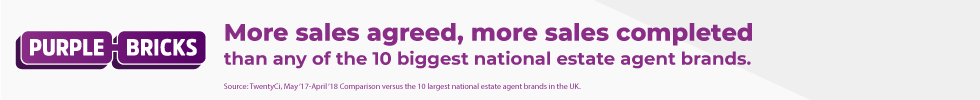 Get brand editions for Purplebricks, covering Northern Ireland